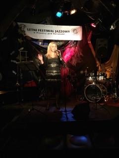 MJ Cyr, Martin Roussel Trio, Pologne